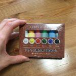 アクリル絵の具6色セット