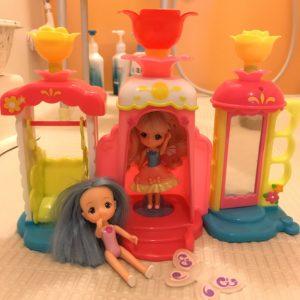 リリー姫 お風呂セット